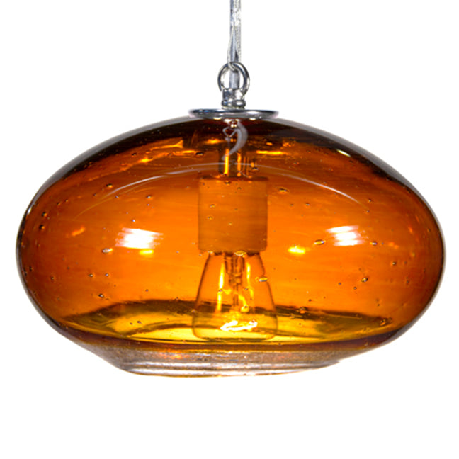 INVENTORY SALE | Orbit Pendant Amber | NOW $597.50 | 1 Available