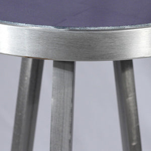 Kass Side Table from the Gotham Table Collection | Multiple Colors Available