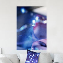 "Load image into Gallery viewer, ""Blue Lagoon"" Limited Edition Photographic Print on Canvas"
