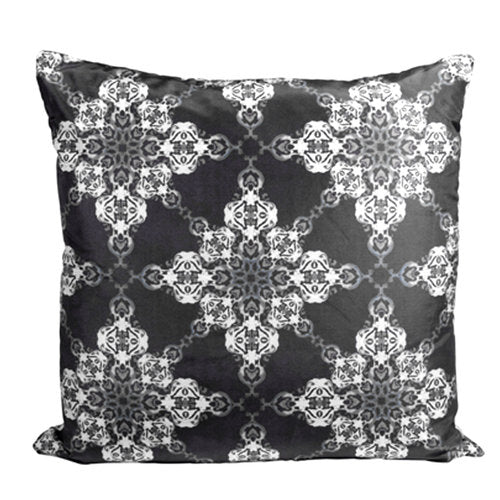 Carreau Pillow from the Noir Pillow Collection | Multiple Sizes Available