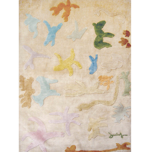 Creature Feature Rug from the Dream Rug Collection | Multiple Sizes Available