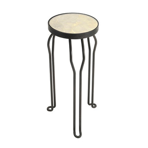 Dingo Side Table from the Gotham Table Collection | Multiple Colors Available