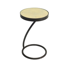 Load image into Gallery viewer, Duncan Side Table from the Gotham Collection | Multiple Colors Available