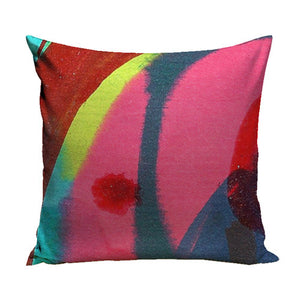 Elektra Pillow from the Fine Art Pillow Collection | Multiple Sizes Available