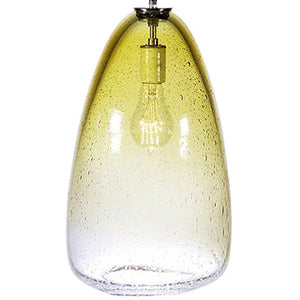 Summit Pendant from the Fizz Collection | Multiple Colors Available