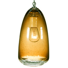 Load image into Gallery viewer, INVENTORY SALE | Summit Pendant Amber | NOW $597.50 | 1 Available