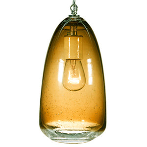 INVENTORY SALE | Summit Pendant Amber | NOW $597.50 | 1 Available