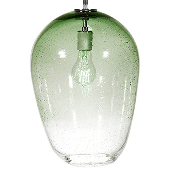 INVENTORY SALE | Zenith Pendant Emerald | NOW $597.50 | 1 Available