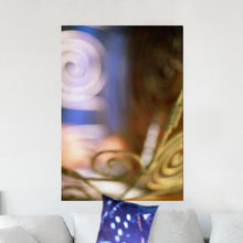 "Load image into Gallery viewer, ""Green Dream"" Limited Edition Photographic Print on Canvas"