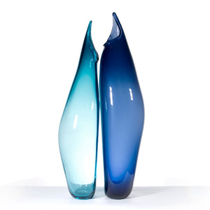 "Jackknife Vase | 32"" H 