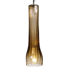 Load image into Gallery viewer, Curve Pendant from the Flashlight Collection | Multiple Colors Available
