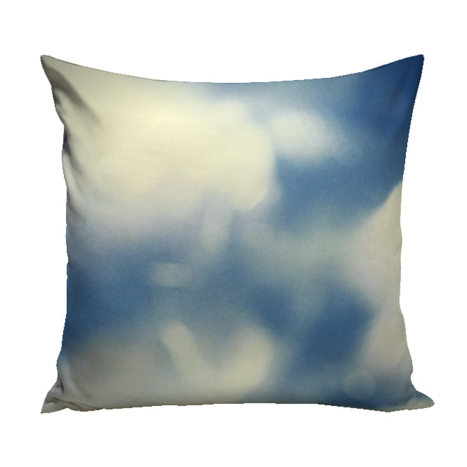 Linen Pillow from the Skan-9 Pillow Collection | Multiple Sizes Available
