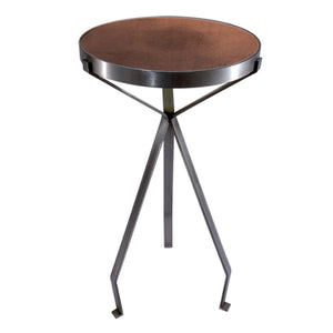 Mantis Side Table from the Gotham Table Collection | Multiple Colors Available