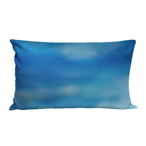 "Submerge Pillow from the Skan-9 Pillow Collection | 24""x 18"""