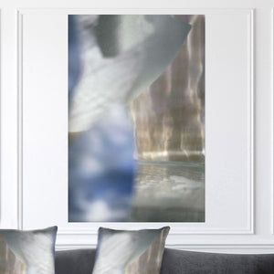 """Swan Lake"" Limited Edition Photographic Print on Canvas"