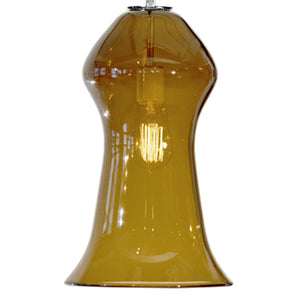 INVENTORY SALE | Gama Pendant Amber | NOW $647.50 | 4 Available