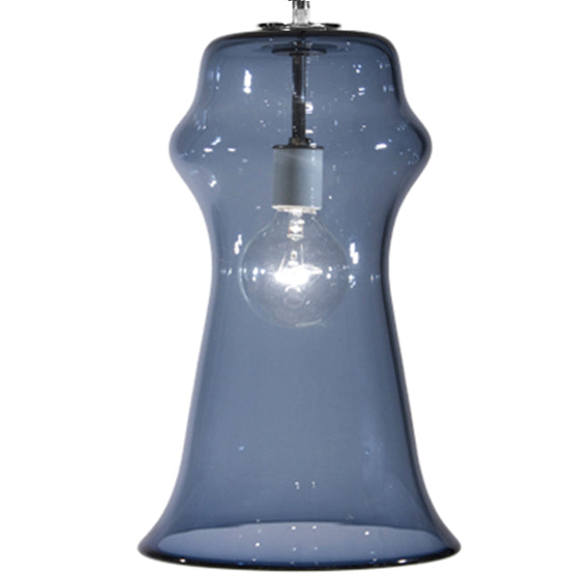 INVENTORY SALE | Orpheus Pendant Steel Blue | NOW $647.50 | 1 Available