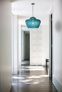Aura Pendant from the Vesuvius Collection | Multiple Colors Available