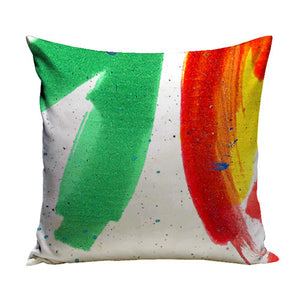 Circus Pillow from the Fine Art Pillow Collection | Multiple Sizes Available