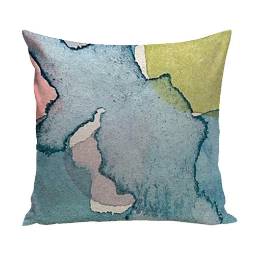 Decay Pillow from the Fine Art Pillow Collection | Multiple Sizes Available