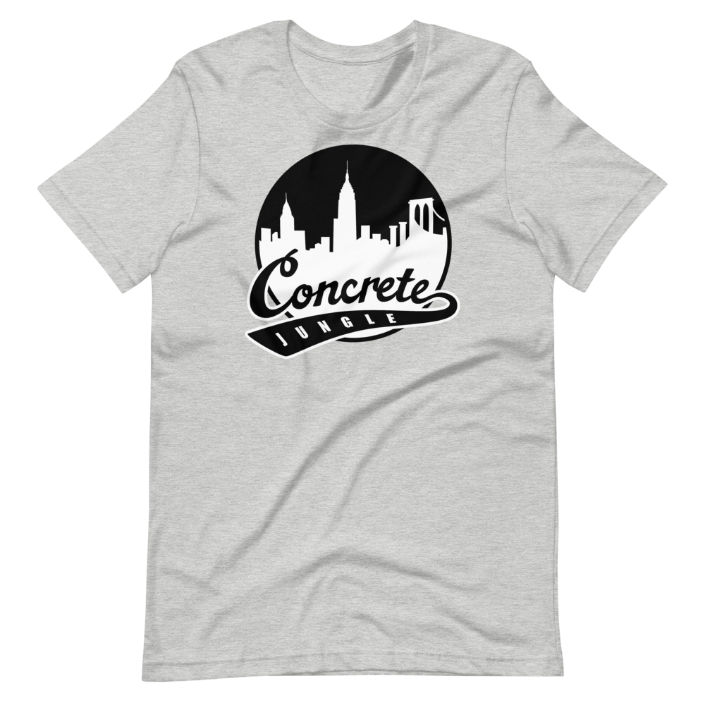 City Dome Tee - Black Graphic