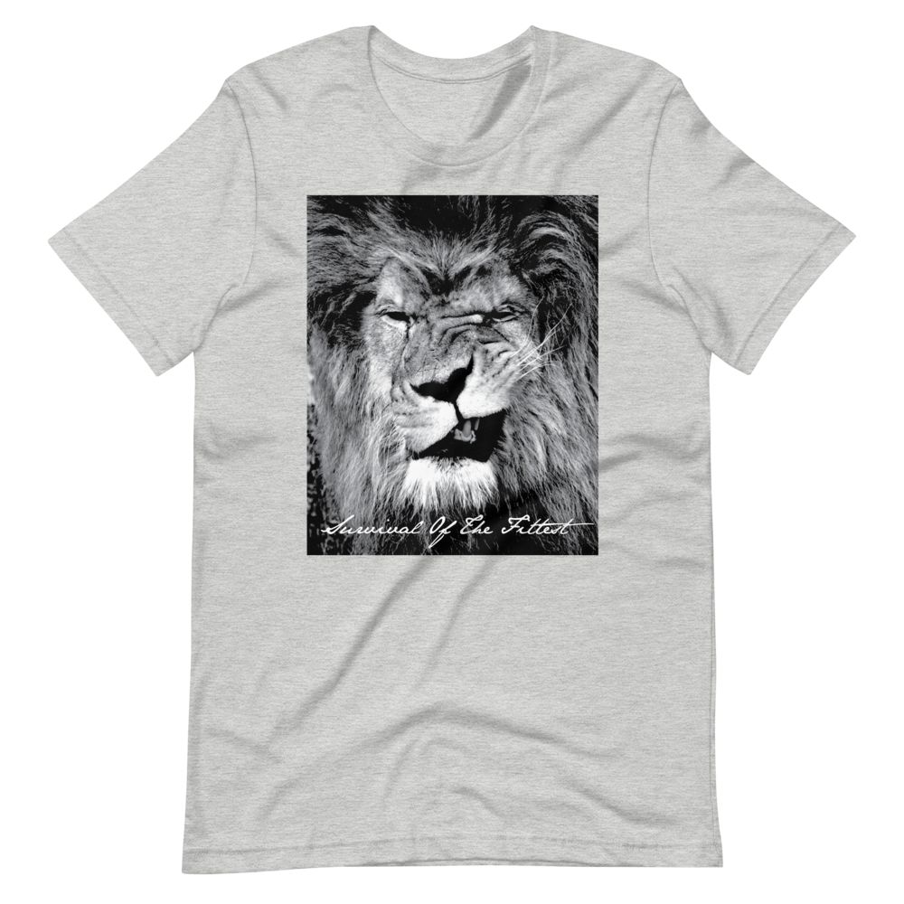 Lion Swagger Tee
