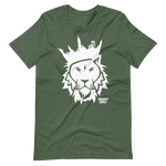 Classic Lion Tee -  White Graphic