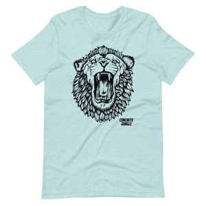 OG City Lion Tee - Black Graphic