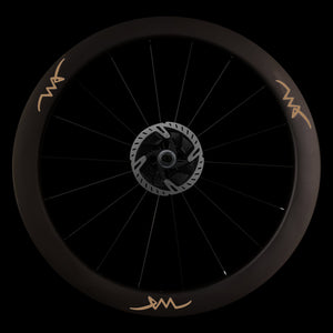 RACESPEED 50 Clincher Disc Carbon Wheel Angel Europe