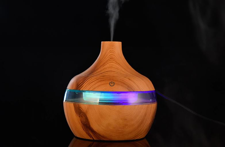 Iselfie Humidifier and Oil Diffuser