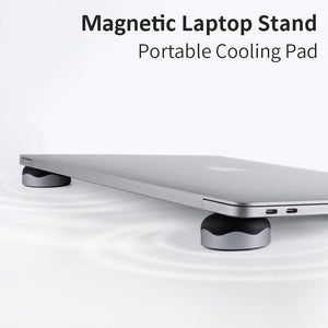 Magnetic Pocket Laptop Stand Cooling Pads