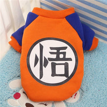 Load image into Gallery viewer, Cat costume Coat Jacket Winter Warm Pet Clothes For Cats and Puppies