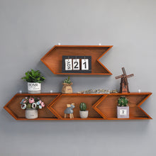 Load image into Gallery viewer, Old Wooden Arrow Wall Hanging Wall Decoration, Living Room, Bar Wall Decoration