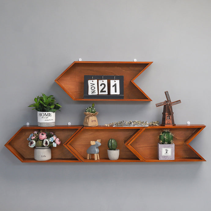 Old Wooden Arrow Wall Hanging Wall Decoration, Living Room, Bar Wall Decoration