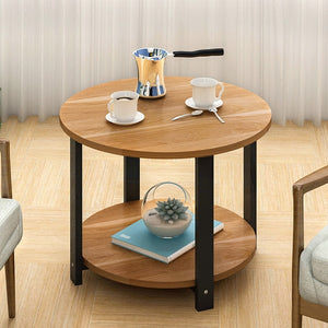 Tea table is round table Angle of modern sofa edge ark of edge of chair of a few simple table edge phone a few northern Europe