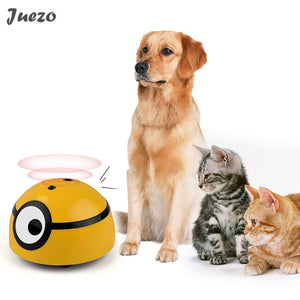 Intelligent Escaping Toy Cat Dog Automatic Walk Interactive Toys For Kids Pets Infrared Sensor Rabbit Pet Supplies Puppy Gifts