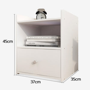 Modern bedroom bedside small cabinet