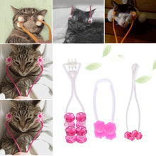 Load image into Gallery viewer, Cat Massage Tool Cat Thin Face Massager Feet Leg Massager Health Care Grooming Tool for Cat Supplies Pet Products