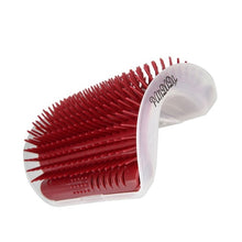 Load image into Gallery viewer, Pet Cats Massage Comb pet supplies Comfortable Grooming Brush for Wall Corner Free Hand Massage Products Grooming Tools