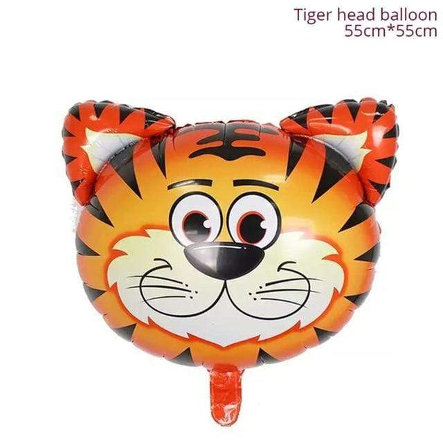 Miss Celebrate 75 Piece Jungle Balloon Set