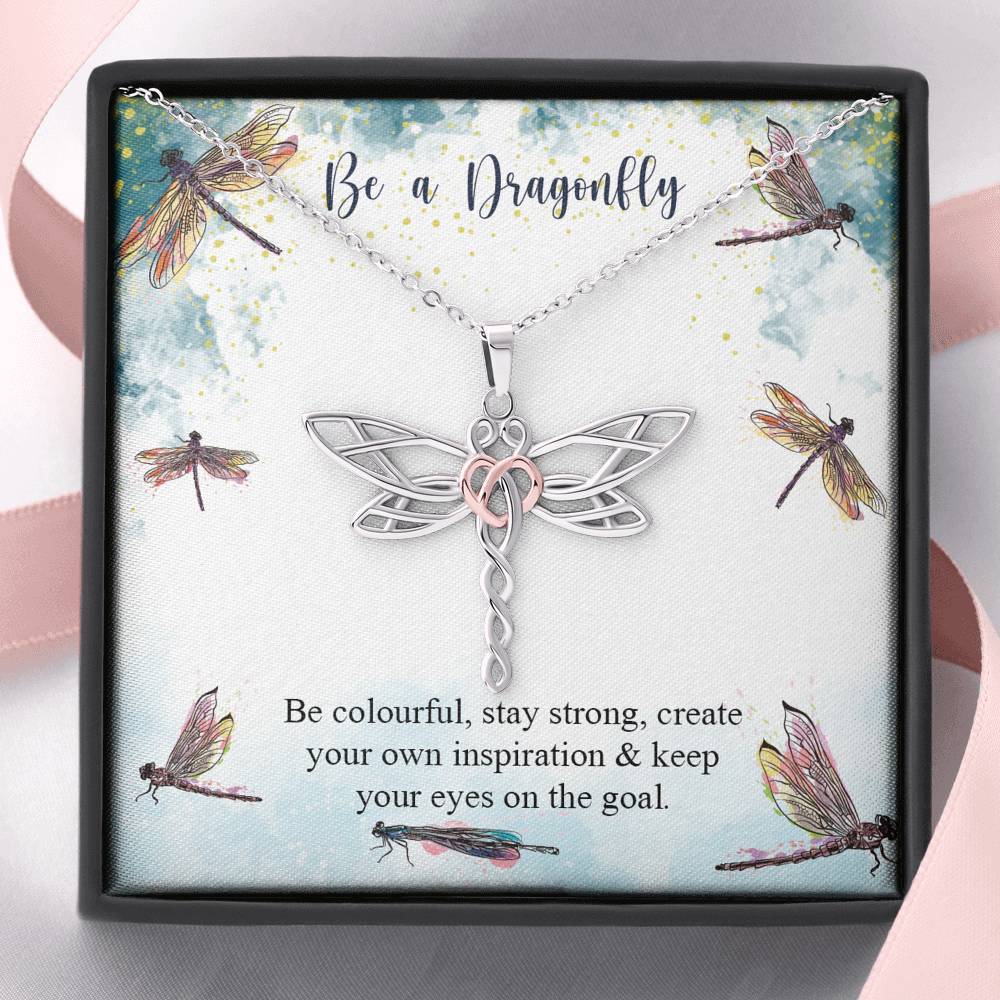 miss-celebrate Jewelry Dragonfly Dreams Necklace