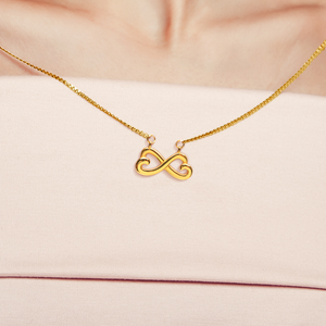 miss-celebrate Jewelry Infinity Heart - My Person