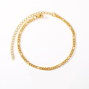 miss-celebrate just chain / United States Gold Initial Anklets