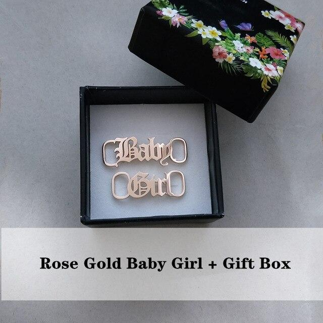 miss-celebrate United States / Baby Girl-R-BOX Baby Girl Shoe Lace Charm