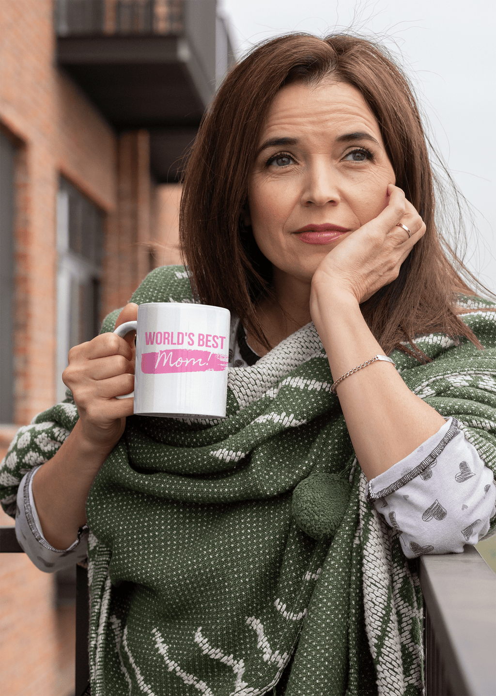 Miss Celebrate World's Best Mom Mug