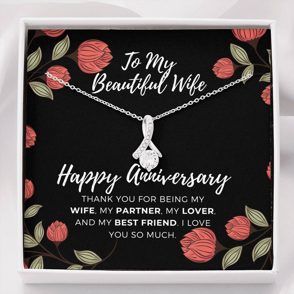 ShineOn Fulfillment Jewelry Alluring Beauty Necklace - Anniversary