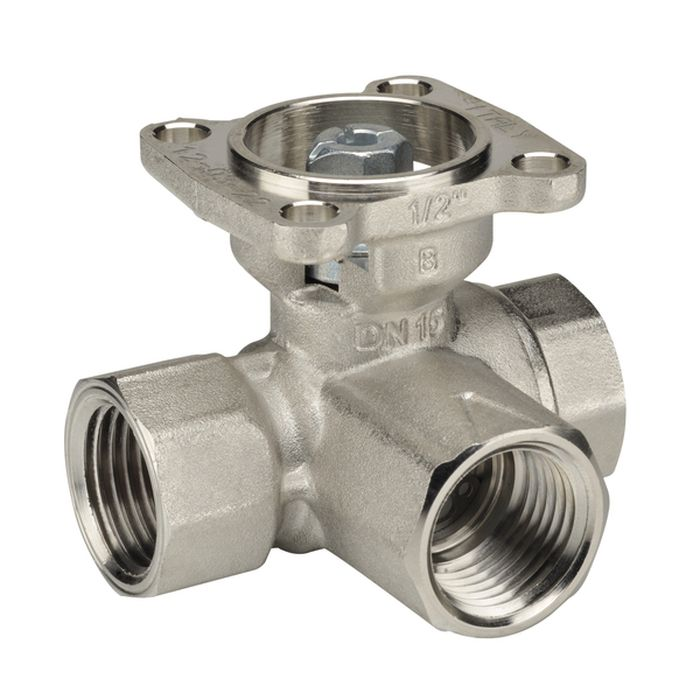"Belimo B318 Characterized Control Valve (CCV), 3/4"", 3-Way, Cv 7.4"