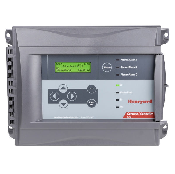 Honeywell 301C Gas Detection Network Controller