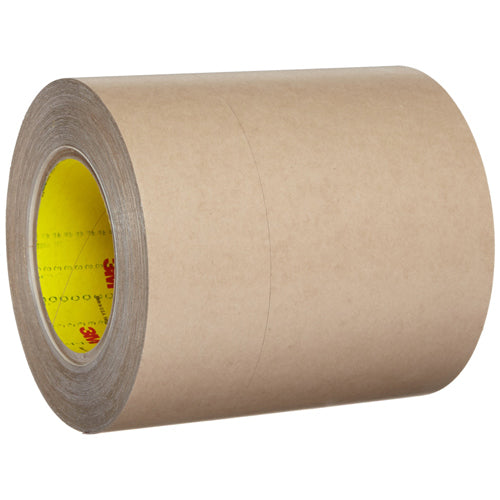 "3M 8067 6"" x 75' All Weather Flashing Tape, Tan, Slit Liner"