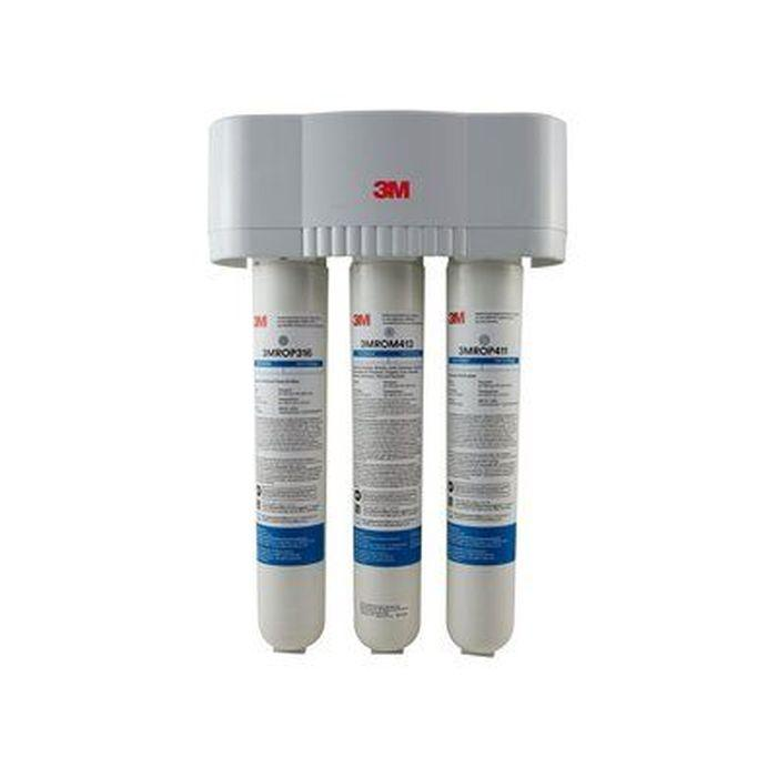3M 3MRO301 Under Sink Reverse Osmosis Water Filtration System